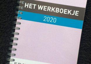 Werkboekje 2020